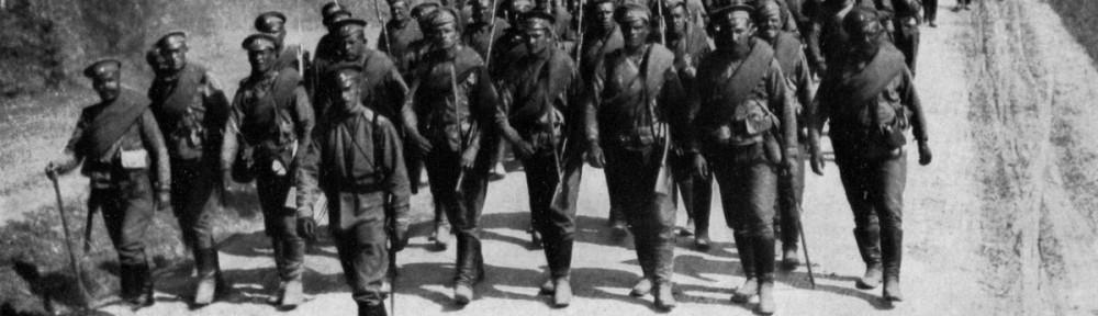 LA GRANDE GUERRE 1914-1918